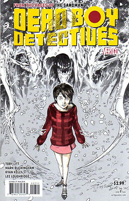 Dead Boy Detectives #7 (NM)`14 Litt/ Buckingham