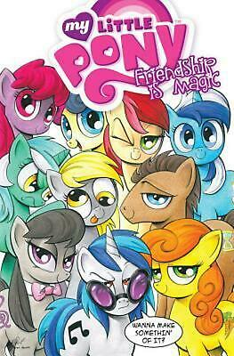 My Little Pony Friendship Is Magic Volume 3 by Katie Cook (English) Paperback Bo