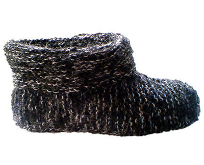 Oedema Slipper socks Made to Measure/Order. In sizes and colours from Knitwitz