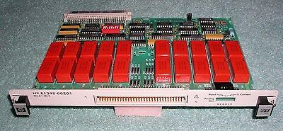 Hp E1345-66201 Relay MUX VXI Card E1356A #2