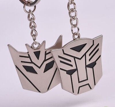 new couple key chain ring Transformers keychain Couples Keyring Set