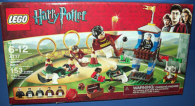 LEGO Harry Potter 4737 - QUIDDITCH PRACTICE   Retired New in Sealed Box NISB