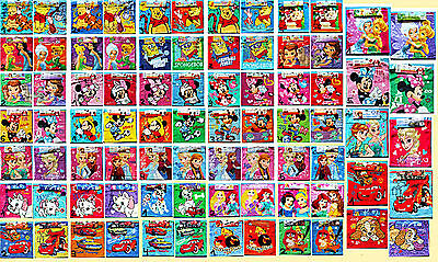 BABY KINDER Waschlappen Handtuch 2er DISNEY 30x30 Elsa,Princess,Winnie,Minnie...