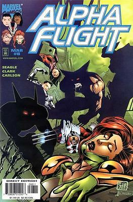Alpha Flight Vol. 2 (1997-1999) #8
