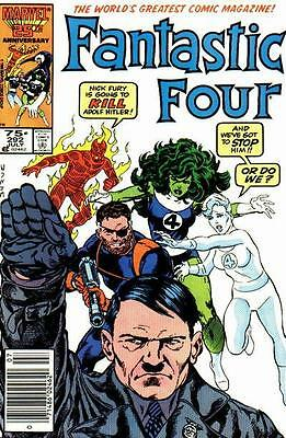 Fantastic Four Vol. 1 (1961-2012) #292
