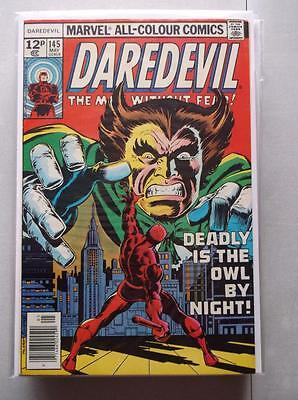 Daredevil Vol. 1 (1964-2011) #145 VF+ UK Price Variant