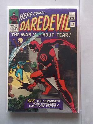 Daredevil Vol. 1 (1964-2011) #10 FN- UK Price Variant
