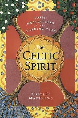 The Celtic Spirit: Daily Meditations for the Turning Year by Caitlin Matthews (E