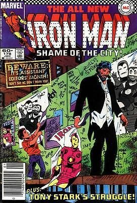 Iron Man Vol. 1 (1968-1996) #178