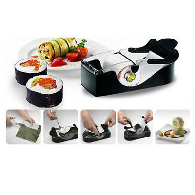 DIY Sushi Roller Cutter Perfect Machine Roll Magic Maker Kitchen Tool Gadgets