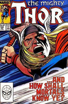 Mighty Thor Vol. 1 (1966-2011) #394