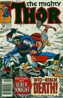Mighty Thor Vol. 1 (1966-2011) #396