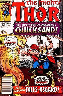 Mighty Thor Vol. 1 (1966-2011) #402