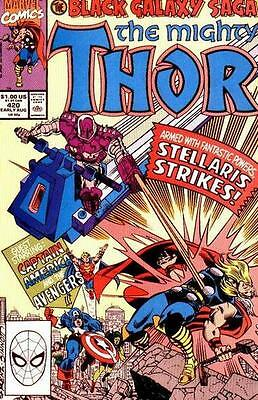 Mighty Thor Vol. 1 (1966-2011) #420