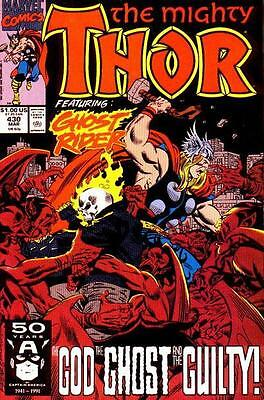 Mighty Thor Vol. 1 (1966-2011) #430