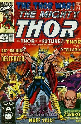 Mighty Thor Vol. 1 (1966-2011) #438