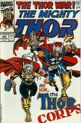 Mighty Thor Vol. 1 (1966-2011) #440