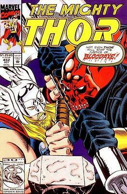 Mighty Thor Vol. 1 (1966-2011) #452