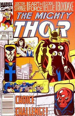 Mighty Thor Vol. 1 (1966-2011) #456