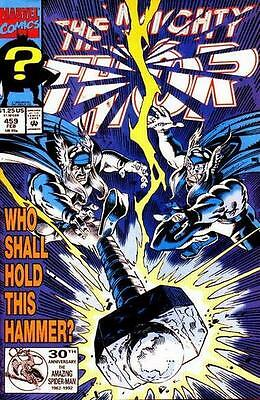 Mighty Thor Vol. 1 (1966-2011) #459