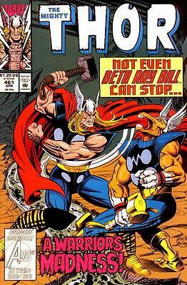 Mighty Thor Vol. 1 (1966-2011) #461