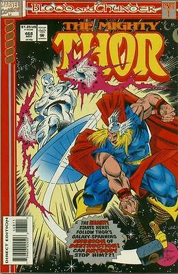 Mighty Thor Vol. 1 (1966-2011) #468