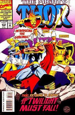 Mighty Thor Vol. 1 (1966-2011) #472