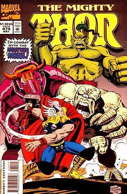 Mighty Thor Vol. 1 (1966-2011) #474