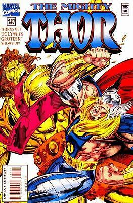 Mighty Thor Vol. 1 (1966-2011) #481