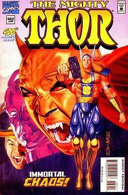 Mighty Thor Vol. 1 (1966-2011) #482