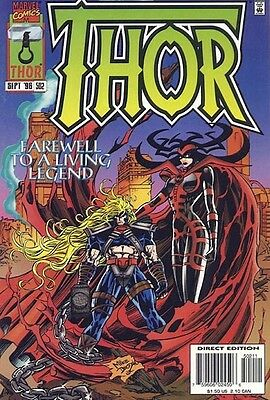 Mighty Thor Vol. 1 (1966-2011) #502