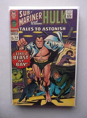 Tales to Astonish Vol. 1 (1959-1968) #84 FN UK Price Variant