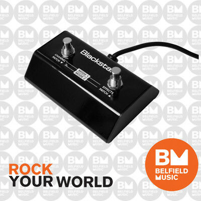 Blackstar FS-11 2-way Footcontroller Footswitch for ID:Core Stereo 20 & 40 FS11