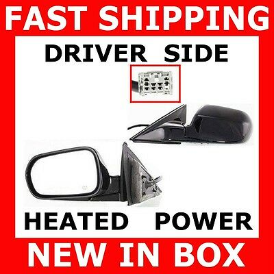 NEW Mirror Glass 99-01 ACURA 3.2 TL Driver Left Side *** FAST SHIPPING ***