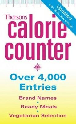 Thorsons Calorie Counter, Hunter, Lorraine Paperback Book The Cheap Fast Free