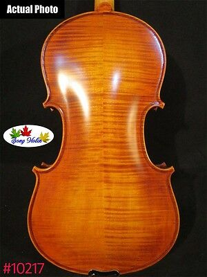 hand made SONG professional Concert 4/4 violin perfect sound #10217
