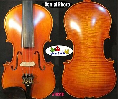 Hand made SONG Brand professional Concert 4/4 violin perfect sound #10218