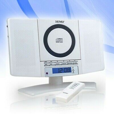 Kinder Stereo Anlage Musik Hifi Center CD Player Radio Fernbedienung AUX Boombox