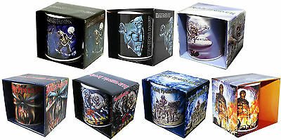 Iron Maiden: Mug - Ceramic Coffee/Tea Cup - New + Official Housed In Picture Box