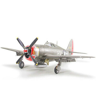 TAMIYA 61086 P47 D Thunderbolt Razorback 1:48 Aircraft Model Kit