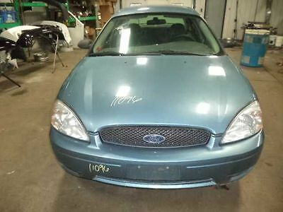 05 06 07 Ford Taurus Chassis Ecm 359910