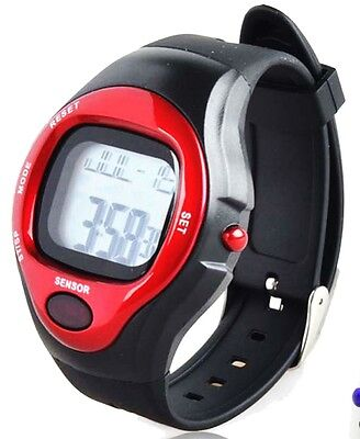 Pulse Heart Rate Counter Calories Monitor Watch Sport by Met rx