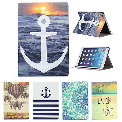 1Pcs Fashion Flip Stand Leather Case Cover For iPad Mini 1 2 3 Retina