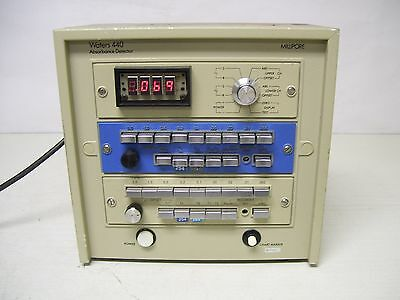Jx-266 Millipore Waters 440 Absorbance Detector