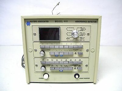 Jx-265 Waters Associates Model 441 Absorbance Detector