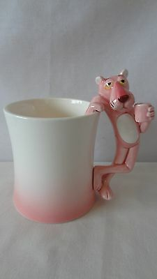 Royal Orleans 1981 United Artists Pink Panther With  Coffee Cup #H117