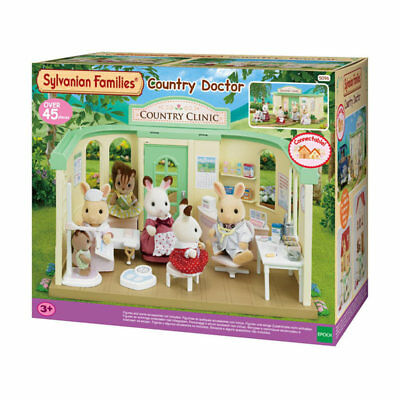 SYLVANIAN Families Country Doctor 5096