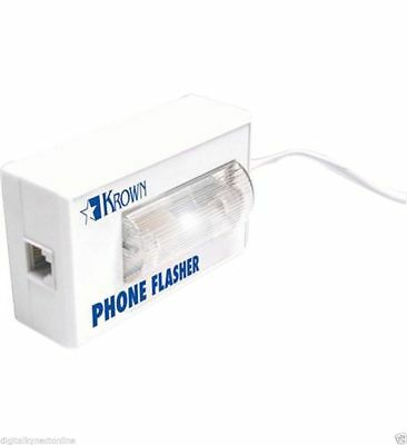 Krown PF200 Visual Flasher for Phone