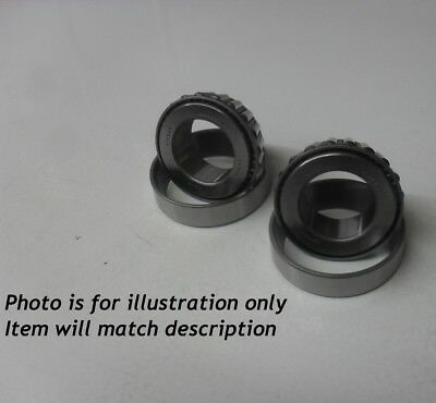 Suzuki GT 380 K 1973 (380 CC) - Taper Bearing Kit