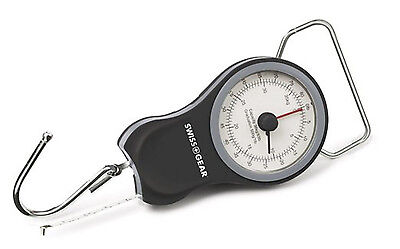 Swiss Luggage/Baggage Travel Weigh Weight Mechanical Scale Tape Measure